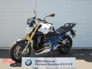 BMW/R1200R 2017年モデル ESA ASC クルコン シフトアシストプロ BMW認定中古車 スペアキー&取説あり
