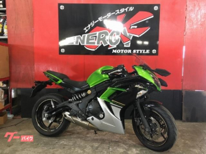 カワサキ/Ninja 400 SE ハンドルバー トップブリッジ グーバイク鑑定車