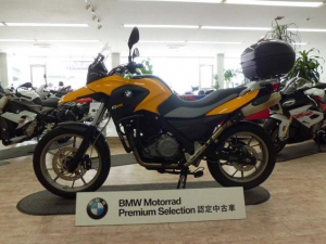 BMW/G650GS グーバイク鑑定車