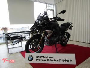 BMW/R1250GS 認定中古車 プレミアムスタンダード パニアケース付き