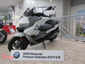 BMW/C400GT 認定中古車 2020年6月登録