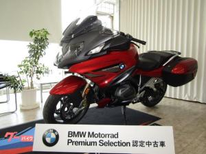 BMW/R1250RT 認定中古車 2年保証 ナビ付
