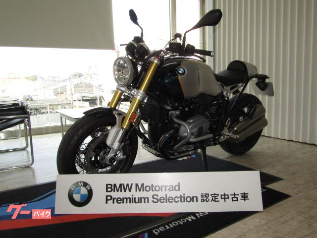 BMW R nineT オプションカラー 認定中古車 カスタムの画像(福岡県