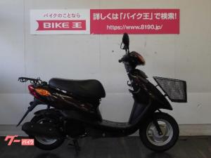 ヤマハ/JOG  SA36Jモデル インジェクションモデル