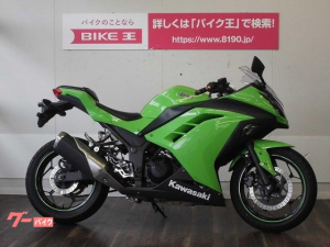 カワサキ/Ninja 250 EX250L型 カスタムグリップ バックステップ