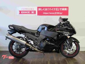 カワサキ/ZZ-R1400 ABS付 MRAスクリーン マイル表示メーター