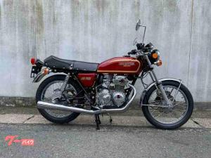 ホンダ/CB400F(408cc)フルレストア