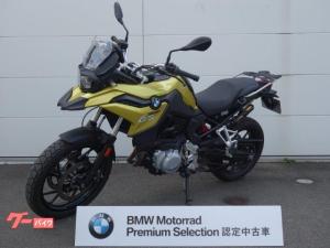 BMW/F750GS 2019年モデル プレミアムライン ETC BMW認定中古車