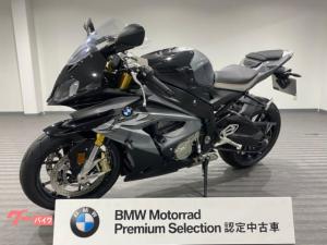 BMW/S1000RR 2017年モデル ETC グリップヒーター シフトアシストプロ BMW認定中古車 スペアキー&取説あり