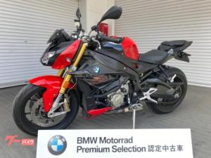 BMW/S1000R 2018年モデル ETC クルコン シフトアシストプロ スペアキー&取説あり BMW認定中古車