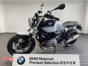 BMW/R nineT ピュア OPTION719 2019年モデル ABS ETC 空冷フラットツイン BMW認定中古車