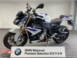 BMW/S1000R 2018年モデル DTC DDC シフトアシストプロ クルコン ETC BMW認定中古車 取説&スペアキーあり