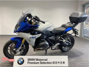 BMW/R1200RS 2016年モデル ETC トップケース シフトアシストプロ クルコン BMW認定中古車 スペアキー&取説あり