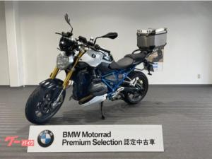 BMW/R1200R 2017年モデル ETC2.0 トップケース クルコン シフトアシストプロ BMW認定中古車 スペアキー&取説あり
