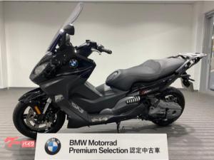 BMW/C650スポーツ 2018年モデル ETC 前後シートヒーター トップケースベース BMW認定中古車