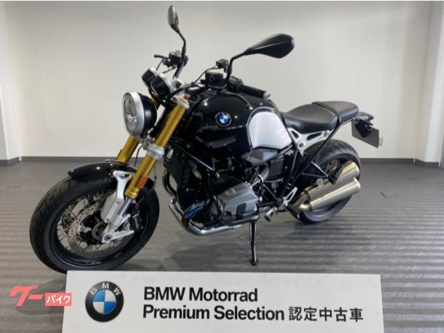 BMW R nineT 2018年モデル ABS ETC エンジンガード オプションLEDウインカー BMW認定中古車の画像(福岡県