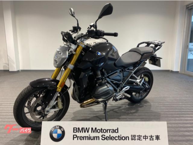 BMW R1200R 2018年モデル R-Styleサイレンサー ETC クルコン グリップヒーター BMW認定中古車 スペアキーありの画像(福岡県