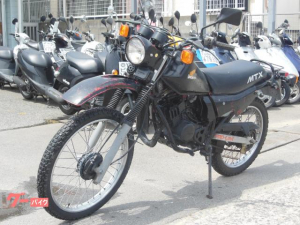 ホンダ/MTX50 2ストローク  規制前 90kmメーター