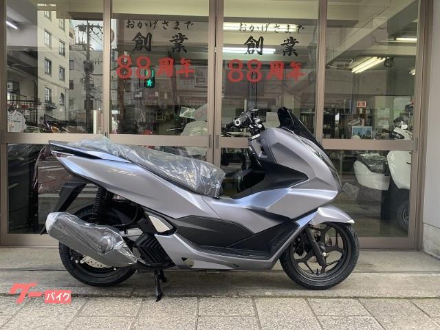 ホンダ PCX ABS仕様 キーレス仕様 2021年式モデルの画像(長崎県