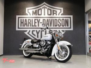 HARLEY-DAVIDSON/FLDE ソフテイルデラックス 2020年モデル ABS LEDヘッドライト リボンタイヤ