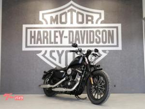HARLEY-DAVIDSON/XL883N アイアン 2015年モデル カスタムダービーカバー スモークウインカーレンズ RSDエアクリ スペアキーあり