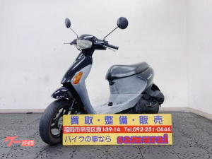 スズキ/レッツ4 FIインジェクション