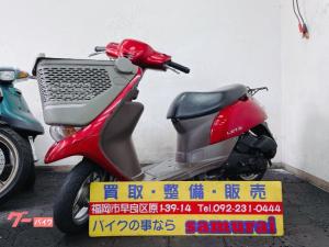 スズキ/レッツ FIインジェクション 4サイクル