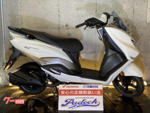 スズキ/バーグマン125 FI グーバイク鑑定車
