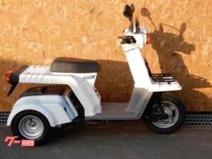 ホンダ/ジャイロXスタンダード 4サイクル TD02