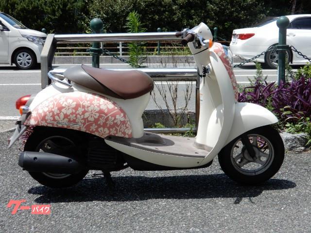 ホンダ クレアスクーピー スペシャル  限定車 ハイビスカスの画像(福岡県