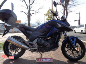 ホンダ/NC750X 2014年モデル