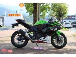 カワサキ/Ninja 250 2021年モデル ワンオーナー