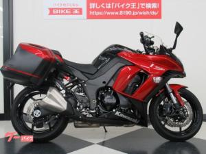 カワサキ/Ninja 1000 サイドパニア