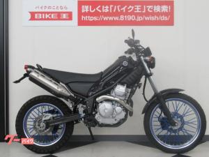 ヤマハ/トリッカー インジェクションモデル グーバイク鑑定車
