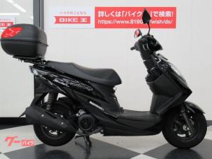 スズキ/スウィッシュ 125 ボックス付 ブラック