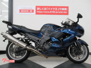 カワサキ/ZZ-R1400 SPタダオコンバットマフラ- ボックスあり