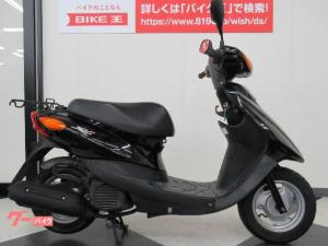 ヤマハ/JOG FIモデル メットイン収納 ブラック グーバイク鑑定車