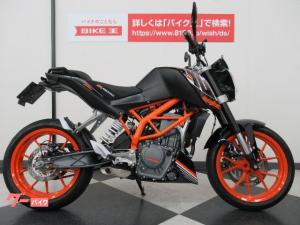 KTM/390デューク ABS標準 ブラック グーバイク鑑定車