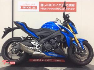 スズキ/GSX-S1000 ABS・トラクションコントロ-ル NITRONリアサス ブル-