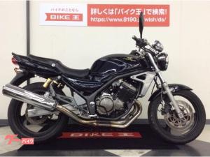 カワサキ/BALIUS-II F/Rメッシュホース Fウィンカ ブラックブルー