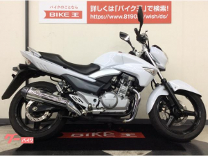 スズキ/GSR250 水冷ツインネイキッド ホワイト