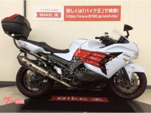 カワサキ/Ninja ZX-14R ABS ヨシムラマフラー グリップヒーター リアボックス