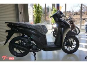 ホンダ/Dio110 スマートキー マッドブラック 2021年モデル