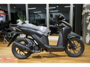 ホンダ/Dio110 2021NEWモデル スマートキー マットブラック 新車