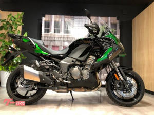 カワサキ/Versys 1000 SE 2021年モデル