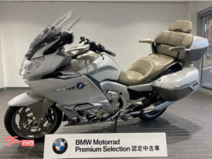 BMW/K1600GTL エクスクルーシブ 2014年モデル ナビ5 クルコン シート&グリップヒーター BMW認定中古車