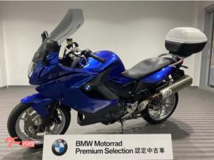 BMW/F800GTハイライン 2015年モデル ETC トップケース トールスクリーン BMW認定中古車 スペアキー&取説有り