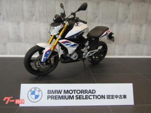 BMW/G310R 2018年モデル ETC 普通自動二輪車 シングルロードスター BMW認定中古車 スペアキーあり