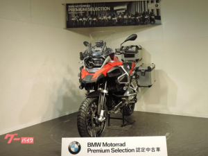 BMW/R1200GSアドベンチャー BMW認定中古車 アルミパニアケース3点