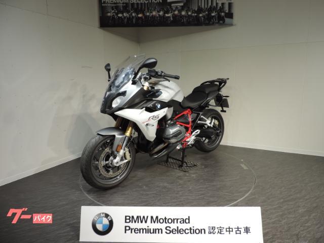 BMW R1200RS シフトアシストPRO ABSプロ ESA シリンダーヘッドガード ローシート ハンドルアップ USB充電の画像(福島県